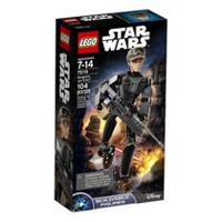 LEGO Constraction Star Wars Sergeant Jyn Erso