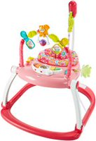 Fisher-Price Jumperoo compact - confetti floral