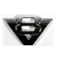 Alpena V8 3D Vehicle Emblem