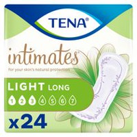 TENA® ACTIVE™ Ultra Thin Pads Long 24ct