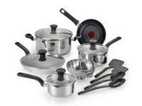 T-fal Simply Cook 14-Piece Cookware Set
