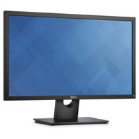 "Dell 24"" Widescreen HD LED Black Monitor"