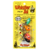 Northland Tackle Whistler Jig 1/4 oz. - Assorted