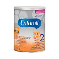 Enfamil 2 Enriched with Calcium and Iron Fortified Infant Formula