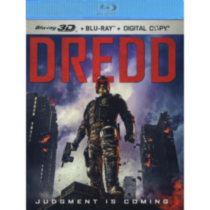 Dredd 3D (Blu-ray 3D + Blu-ray + Digital Copy) (Bilingual)