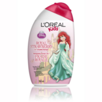 L'Oréal Kids Disney Princess Royal Strawberry 2-in-1 Shampoo