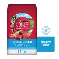 Purina ONE® SmartBlend® Dog Food for Small Dogs 1.81kg Bag