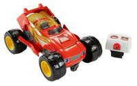Fisher-Price Nickelodeon Blaze and the Monster Machines Transforming RC Blaze Toy Vehicle