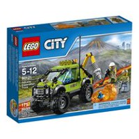 LEGO® City In/Out - Volcano Exploration Truck (60121)