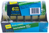 Seal-It™ Invisible Tape