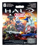 Mega Bloks Halo Micro Action Figure Echo Series - Styles May Vary