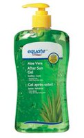 Equate Aloe Vera After Sun Gel
