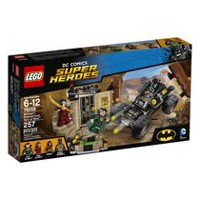 LEGO® Super Heroes - Batman™: Rescue from Ra's al Ghul™ (76056)