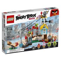 LEGO® Angry Birds - Pig City Teardown (75824)