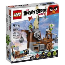 LEGO® Angry Birds - Piggy Pirate Ship (75825)