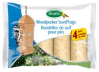 Scotts® Woodpecker Suet Plugs