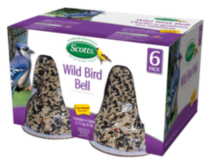 Scotts Wild Bird Bell 6-Pack