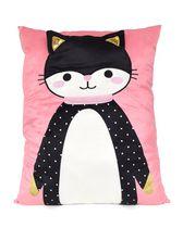 Mainstays Kitty Critter Pillow
