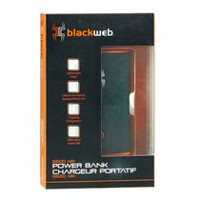 blackweb Power Bank 6600 mAh