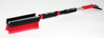 Fold Up Extendable Snow Brush