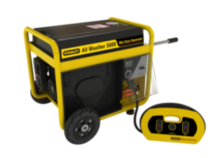 STANLEY 5000 Watt All-Weather Generator