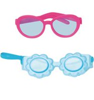 My Life As Pink Glasses and Teal Goggles