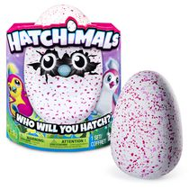 Hatchimals Interactive Creature Penguala Pink Hatching Egg