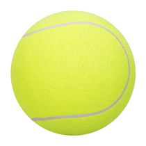 Ball, Bounce and Sport 8.5-inch Tennis Ball