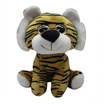 Tigre en peluche de 6,69 pouces de Best made Toys