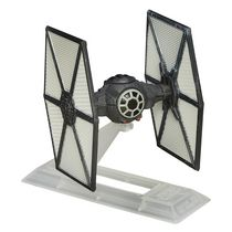 Star Wars The Force Awakens Black Series Titanium First Order TIE Fighter Vehicle