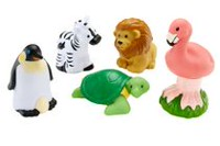Fisher-Price Little People Animal 2, Pack of 5