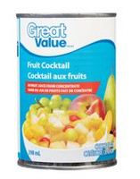 Great Value Fruit Cocktail