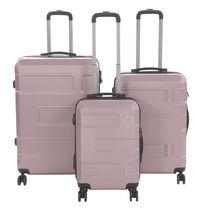 NICCI Deco 3pc Luggage Set