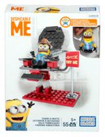 Ensemble de jeu Despicable Me de Mega Bloks - Fauteuil Chair-O-Matic