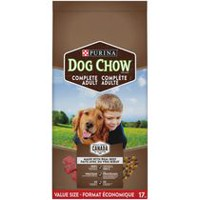 Purina® Dog Chow® Dog Food with Real Beef 17.0KG