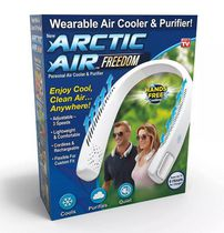 Arctic Air Freedom Personal Air Cooler, Wearable Air Cooler and Purifier!