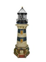 hometrends Solar Lighthouse - AA-95720-RS