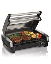 Hamilton Beach Searing Grill with Viewing Window