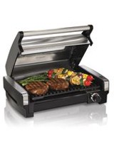 HB SEARING GRILL WITH VIEWING WINDOW