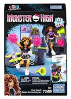 Mega Bloks  Monster High Clawdeen Wolf Set