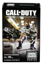 Mega Bloks Call of Duty Advanced Enforcer Collector Construction Set