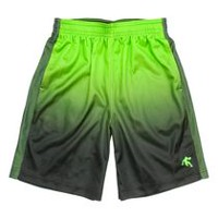 AND1 Boys' Hoop II Game Shorts Sleet 10/12