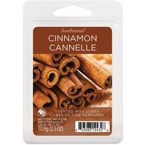 ScentSationals Scented Wax Cubes - Cinnamon