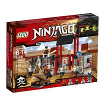 LEGO® Ninjago - Kryptarium Escape (70591)