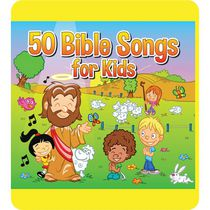 The Little Sunshine Kids - 50 Bible Songs For Kids (2CD + Livret d'activités)