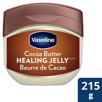 Vaseline®  Cocoa Butter Petroleum Jelly