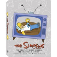 The Simpsons: The Complete First Season (Bilingual)