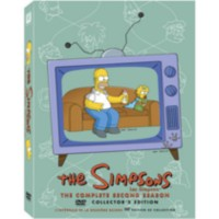 The Simpsons: The Complete Second Season (Bilingual)