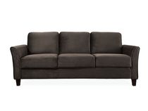 Lifestyle Solutions Alexa Brown UPSable Sofa