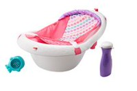 Fisher-Price 4-in-1 Sling 'n Seat Tub - Girl